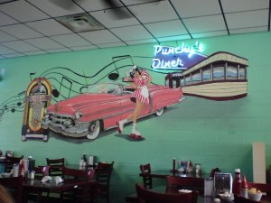 Punchy Mural