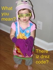 Dress Code LOL