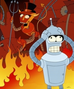 Devil Robot