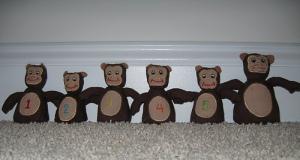 Monkey Line-Up