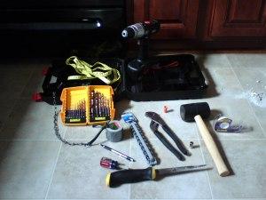 "The ""Proper"" Tools for the Job"