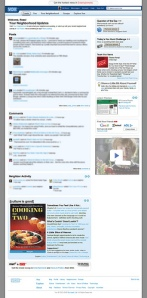 Vox Homepage (After Script)