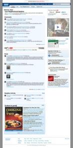 Vox Homepage (Before Script)