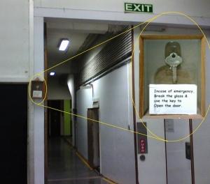 In Case of Emergency....