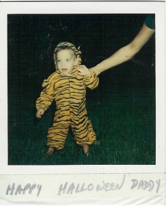 Ross at Halloween (1980)