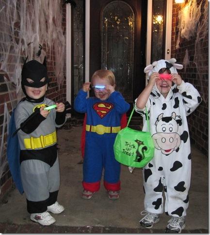 Future Justice League Members